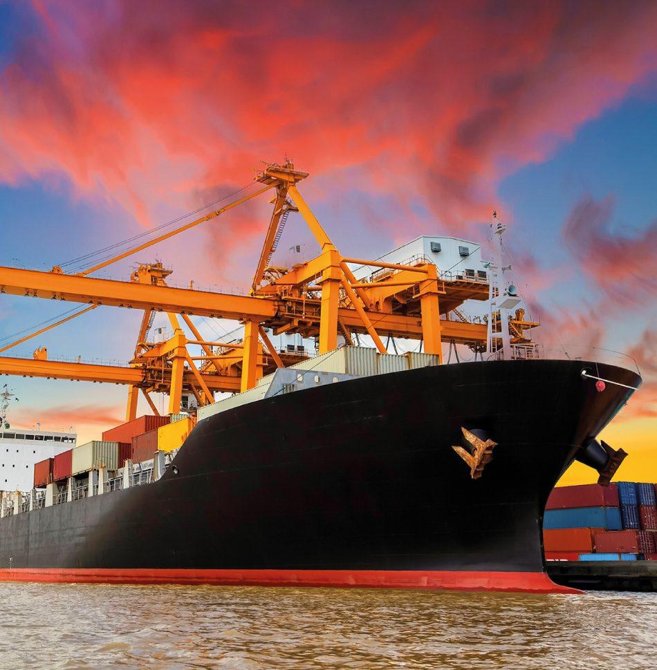 Transporte de Importación y Exportación