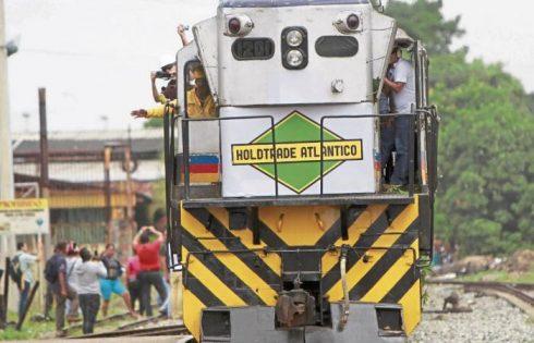 Británicos apoyarán la reactivación de los trenes en el país.